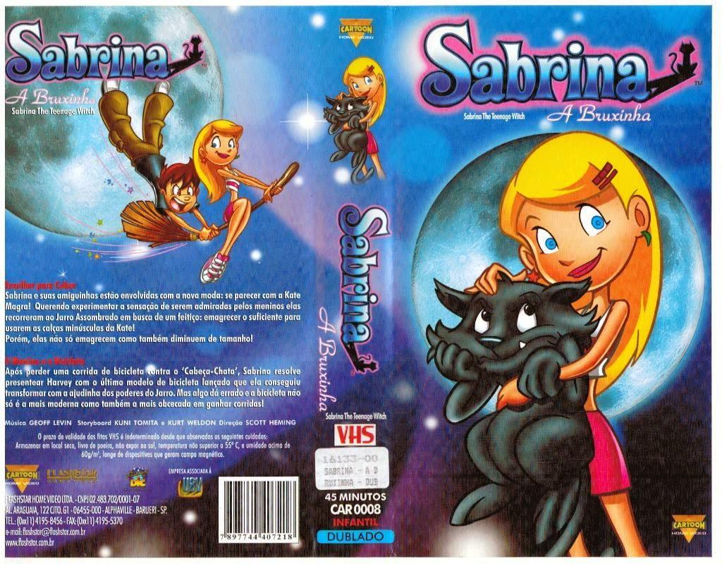 A Bruxinha Sabrina