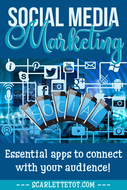 Image reading new essential apps for social media promotion
