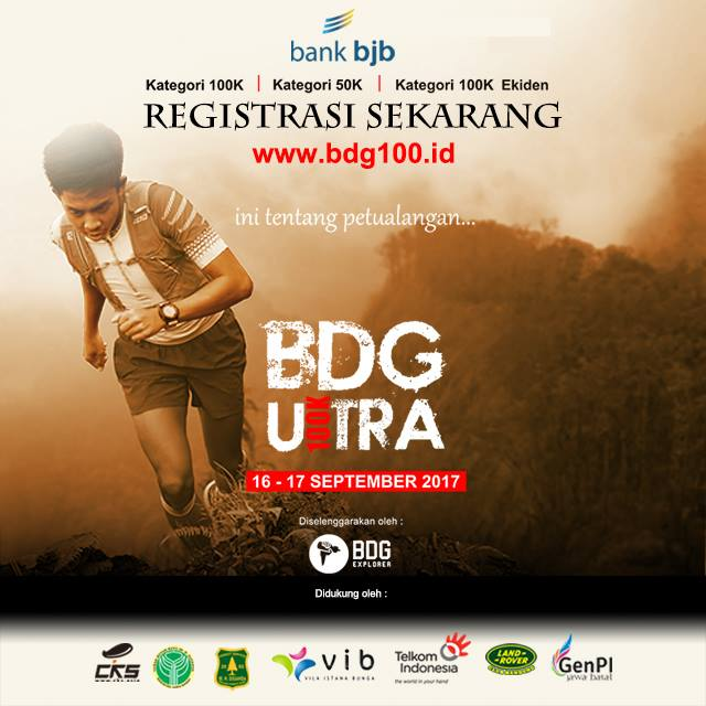 Bandung Ultra 100 • 2017
