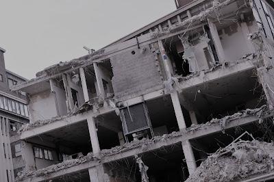 charleroi démolition chu