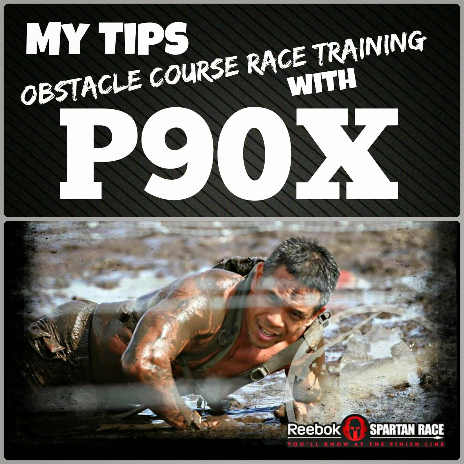 Obstacle Race Training with P90X