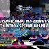 PES 2017 Graphic Menu PES 2018 (New Font + Intro)