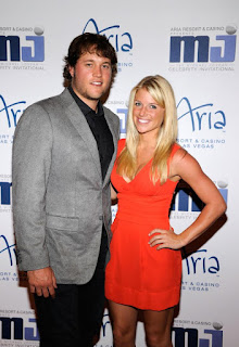 Matthew Stafford Wife Kelly Hall Profession And Education