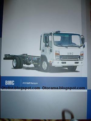 BMC'nin en yeni aracı
