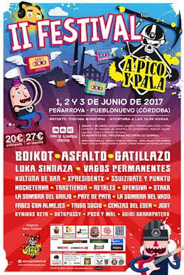Festival A Pico y Pala