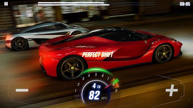 تحميل لعبة سباق السيارات CSR2