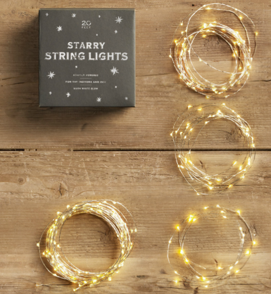 Restoration Hardware Starry String Lights Instructions: Birdie To Be: After Holiday Sales