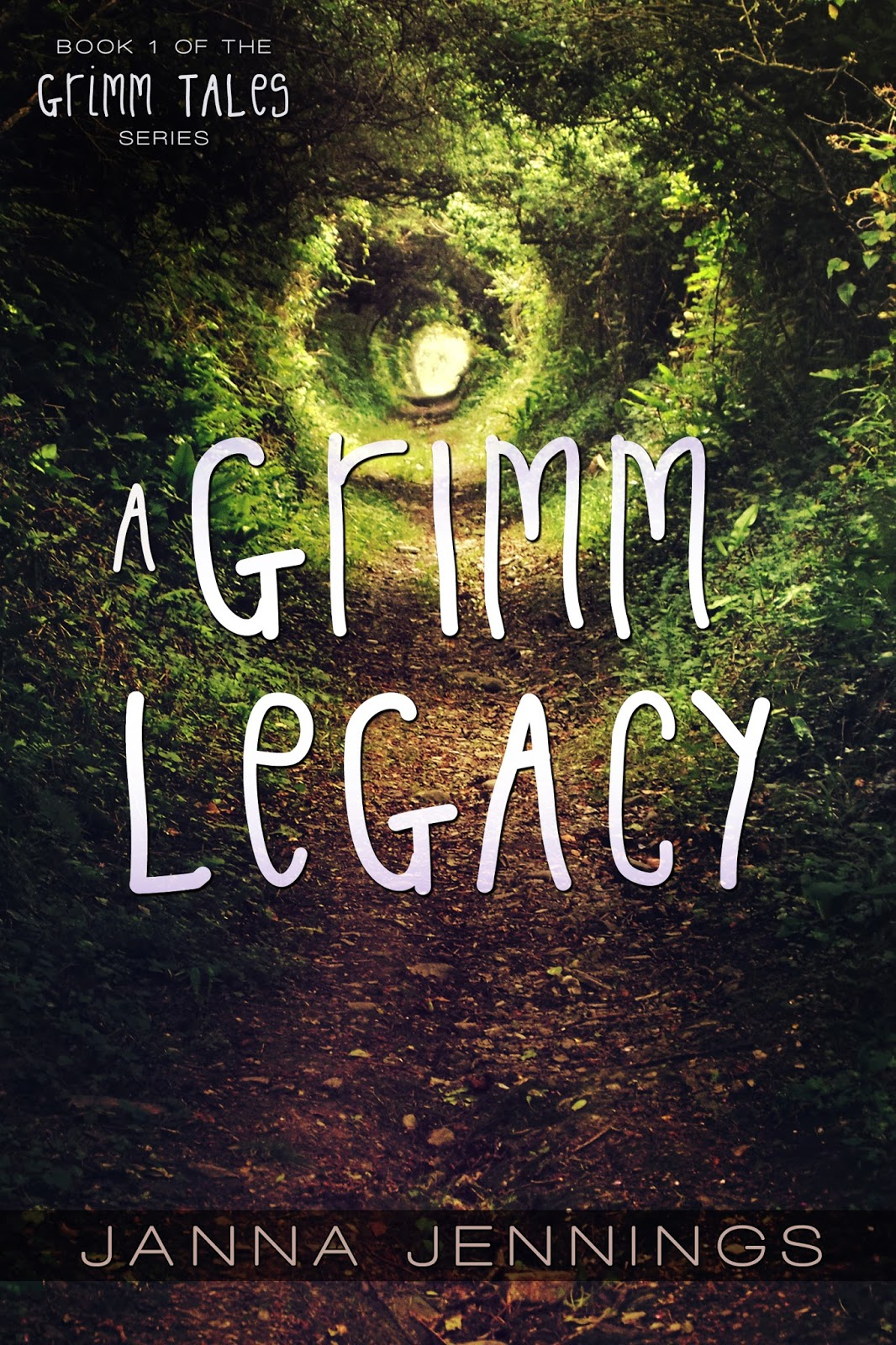 A GRIMM LEGACY COVER REVEAL