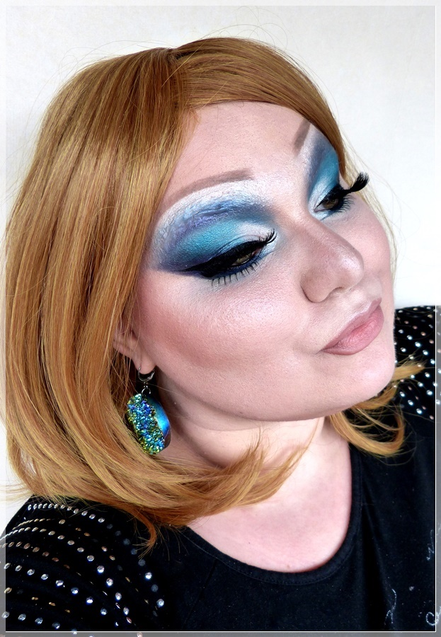kühles Drag Queen Makeup