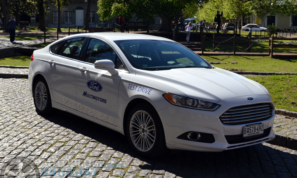 Prueba ford fusion 2 0 ecoboost se luxury selectshift for 1 2 3 fusion