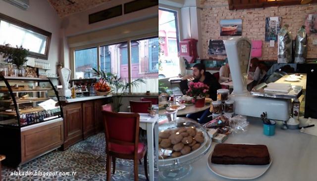 Keşfedilmeyi bekleyen yer: Aziz Cafe-Kahve molası