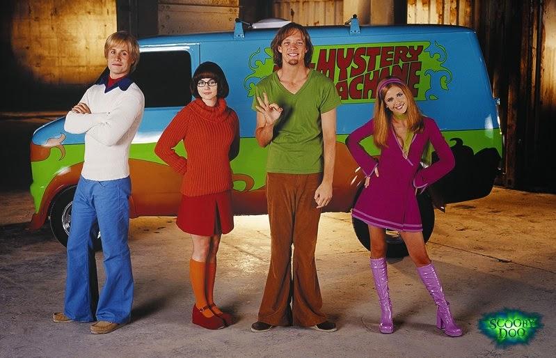 Scooby-Doo O Filme