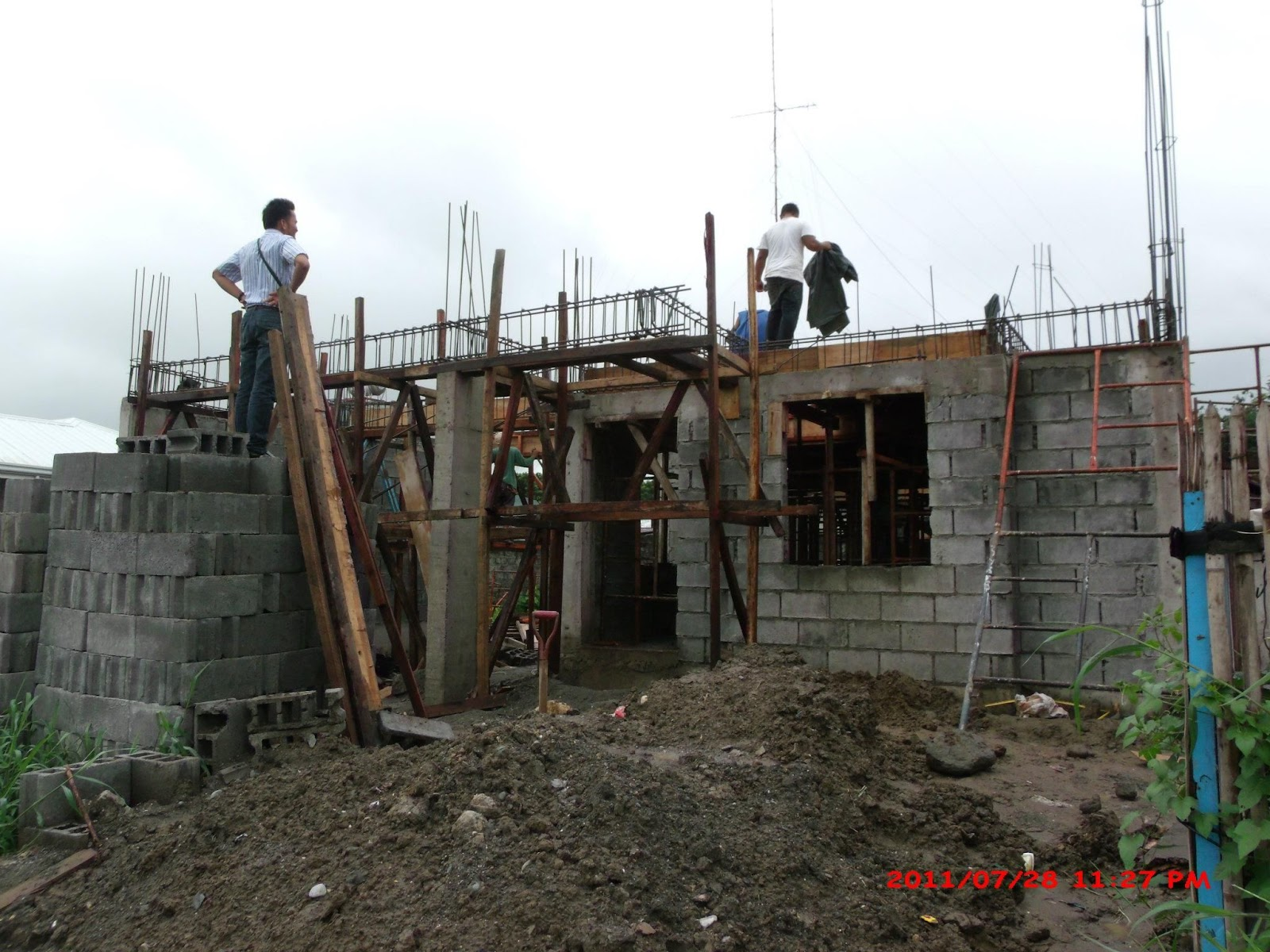 House construction house construction philippines for House building contractors