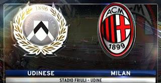 مشاهدة مباراة ميلان وأودينيزي بث مباشر بتاريخ 04-11-2018 الدوري الايطالي