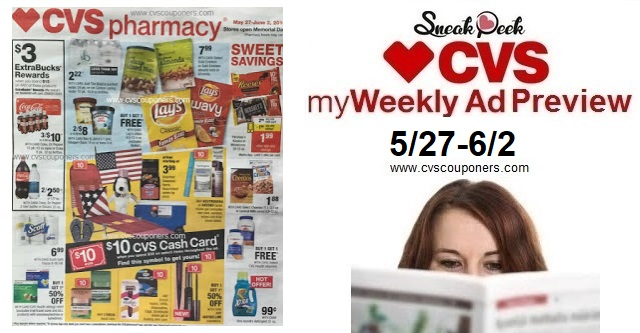 http://www.cvscouponers.com/2018/05/cvs-weekly-ad-preview-527-62.html