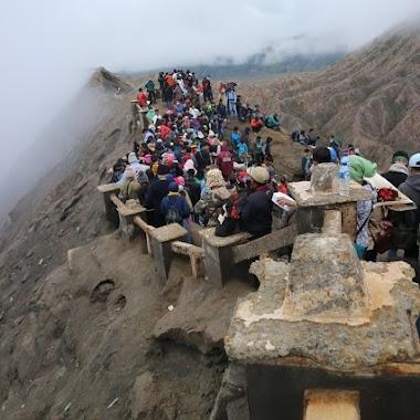 Indahnya Gunung Bromo, Berapa Harga Tiket Masuknya?