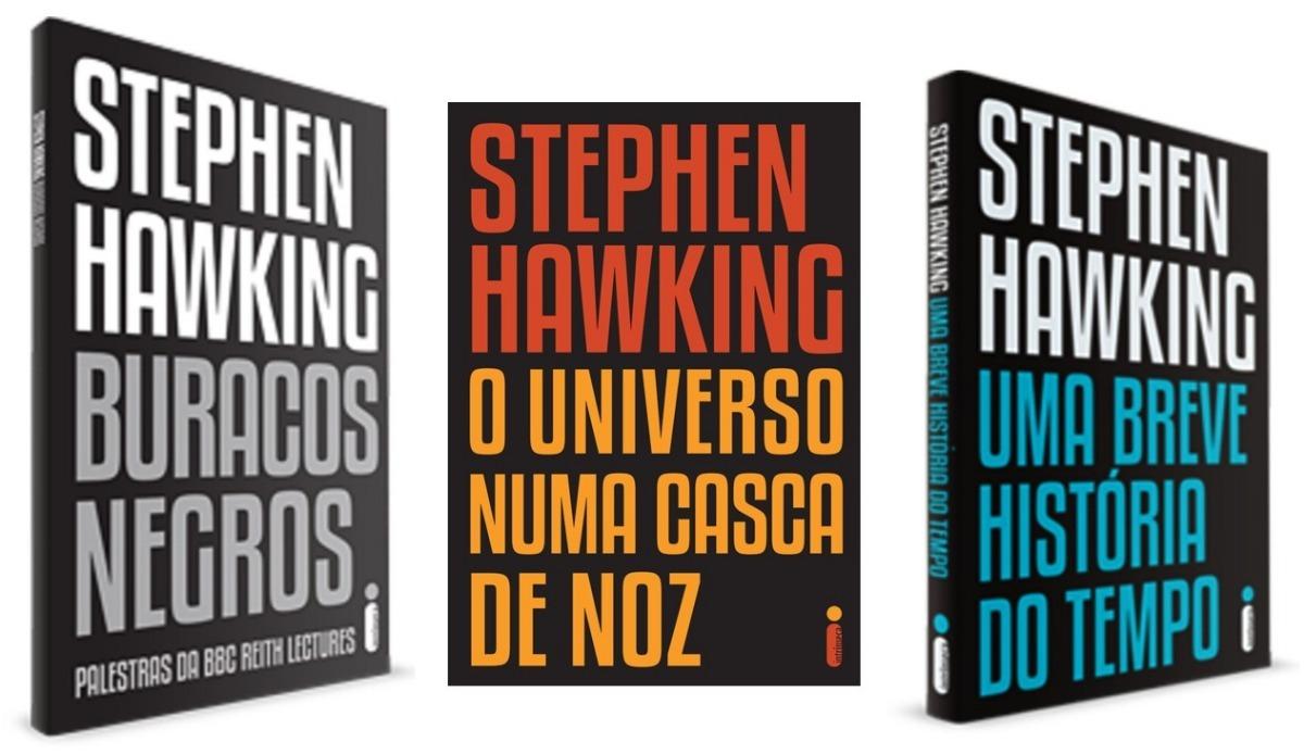 Obras escritas por Stephen Hawking