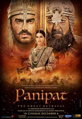Panipat 2019 Hindi 720p WEB HDRip 1.3Gb ESub x264