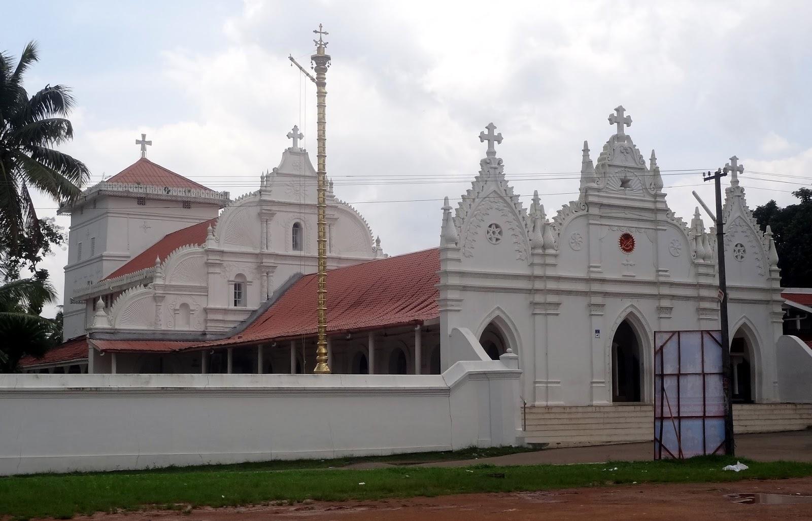 KERALA CHURCH INFOS: Kuruppampady St Mary's Syrian Orthodox
