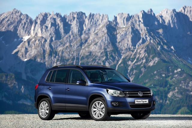 Volkswagen Tiguan 2017 1.4 TSI - preço e informações