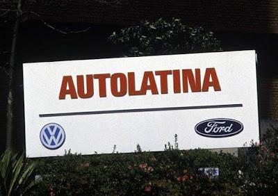 Ford firma acordo de cooperação com a Volkswagen