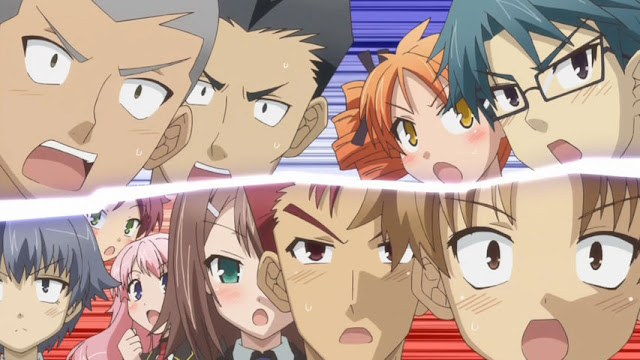Baka to Test to Shoukanjuu !Ni Season 2 Episode (1-13) Subtitle Indonesia