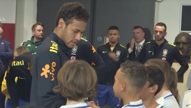 Neymar PSG Gamin