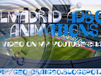PES 2017 Real Madrid Animation Adboard dari Geo_Craig90