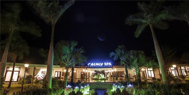 khu nghĩ mát carmelina beach resort