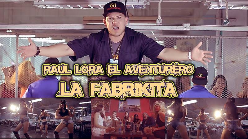 Raúl Lora - ¨La Fabrikita¨ - Videoclip - Dirección: Raúl Lora. Portal del Vídeo Clip Cubano