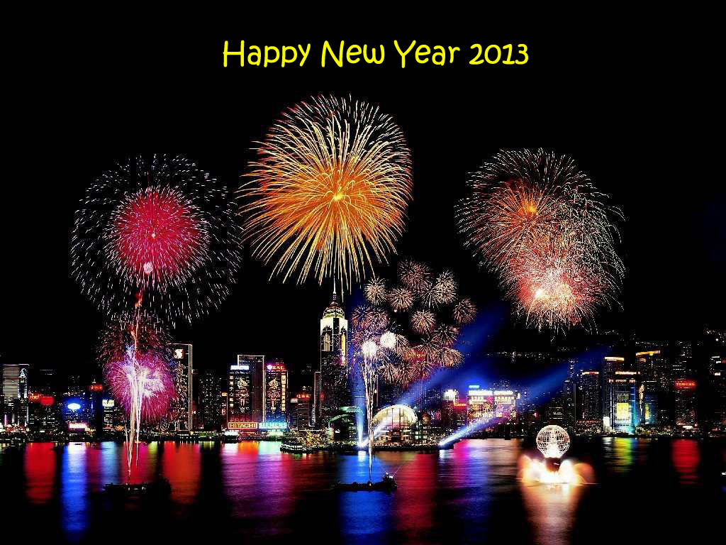 happy new year 2013 wallpapers happy new year 2013 wallpapers. 1024 x 768.Best Happy New Year Wallpapers