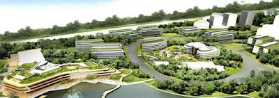 Green Office Park BSD City