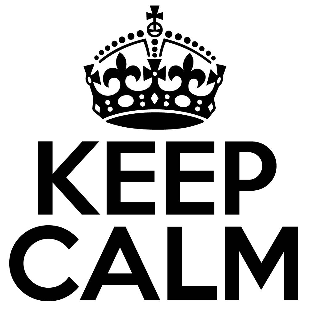 gambar keep calm