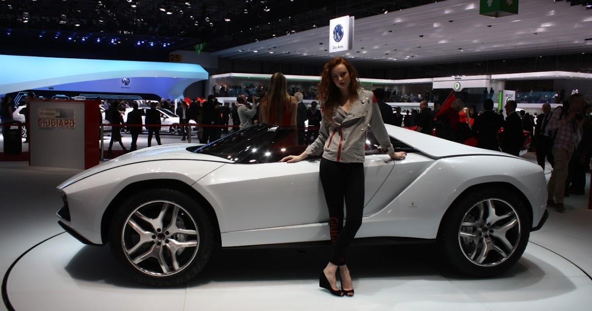 Automotiveblogz Italdesign Giugiaro Parcour Concept Roadster
