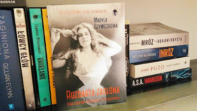Rozdarta Zasłona - Maryla Szymiczkowa