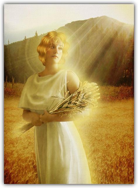 Goddess of Grains
