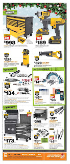 Home Depot Flyer Desember 14 - 20, 2017 Pro Savings Event
