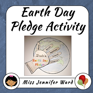 https://www.teacherspayteachers.com/Product/Earth-Day-Pledge-Activity-2467088