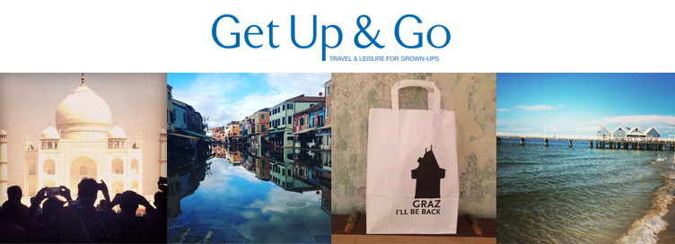 Get Up & Go Magazine Blog
