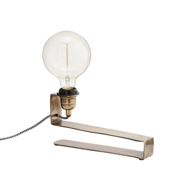 lampa, lampor, madam Stoltz, mässing, inredning, webbutik, webbutiker, webshop, annelies design, glödlampa, glödlampor,