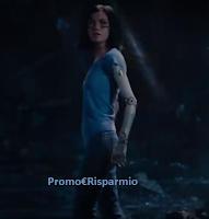Logo Chili Cinema: vinci gratis la esclusiva Spada di Alita