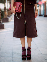 fashion blogger diyorasnotes lookoftheday midi skirt socks with heels asos%2B%25284%2B%25D0%25B8%25D0%25B7%2B7%2529 - HOW TO STYLE SOCKS