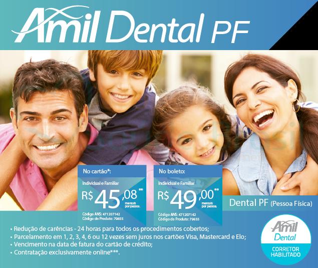 O Plano Amil Dental 200 Doc