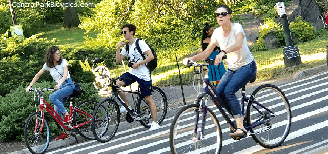 Central Park Bike Tours by Central Park Bicycles NYC