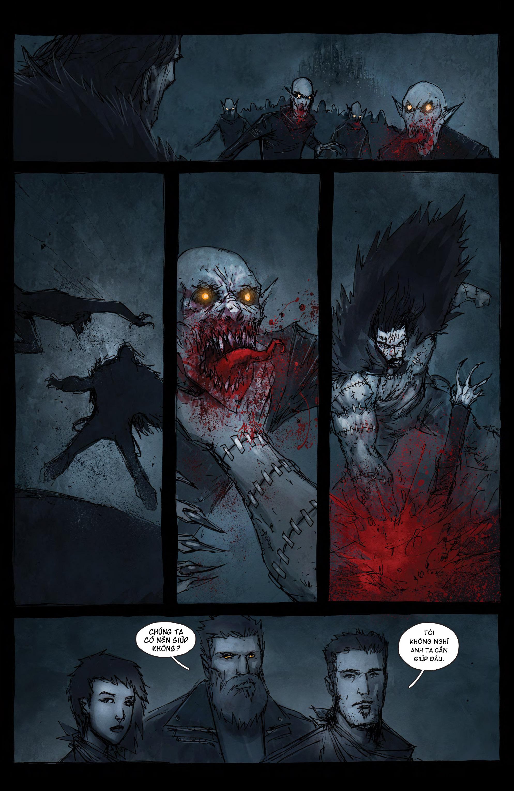 Broken Moon chương 3 trang 18
