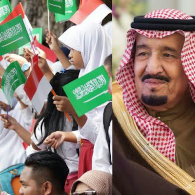 Raja Salman dan Menguak Emosi Keagamaan yang Menyertainya
