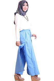 Gambar Rok celana rocella rania blue