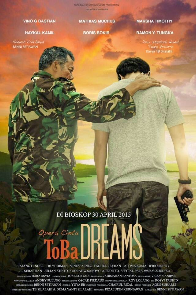 Film Toba Dreams, Dari Adaptasi Novel Karya TB Silalahi
