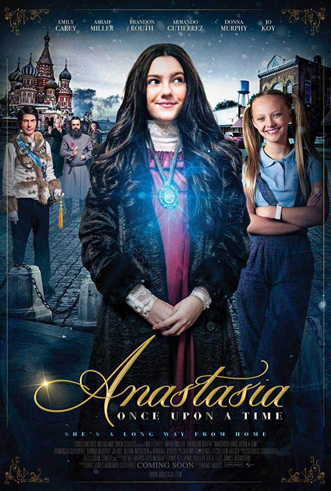 Anastasia 2019 English 300MB HDRip Download