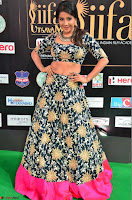 Lakshmi in a Crop Top Choli Ghagra  at IIFA Utsavam Awards 2017  Day 2 at  07.JPG